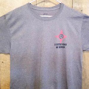 Pie-o-neer Logo T-shirt Grey