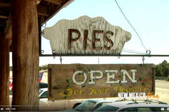 NEW MEXICO TRUE visits Pie-O-Neer